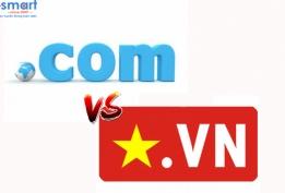 Chọn tên miền .com hay tên miền .vn  sẽ có có lợi hơn trong làm SEO ảnh 1