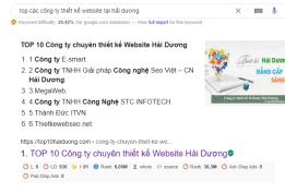 top công ty thiết kế website hàng đầu tại Hải Dương